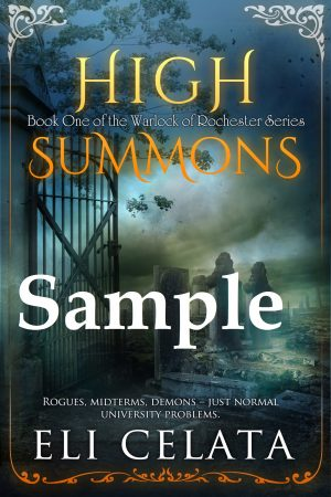 Cover for High Summons