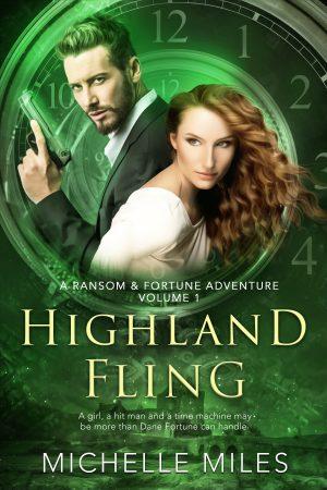 Cover for Highland Fling