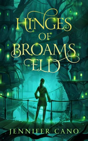 Cover for Hinges of Broams Eld