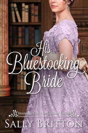 Cover for His Bluestocking Bride