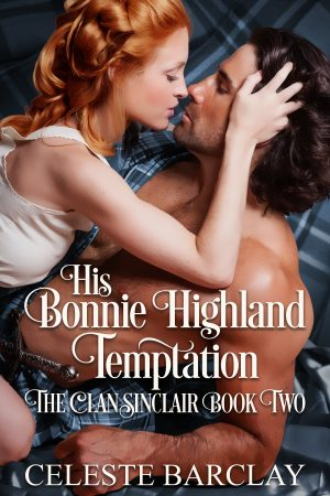 Cover for His Bonnie Highland Temptation
