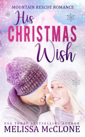Cover for His Christmas Wish