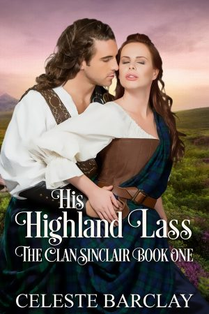 Cover for His Highland Lass