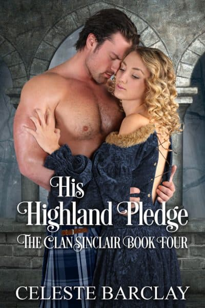 Cover for His Highland Pledge