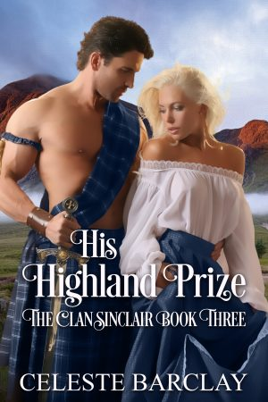 Cover for His Highland Prize