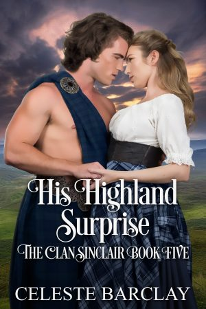 Cover for His Highland Surprise