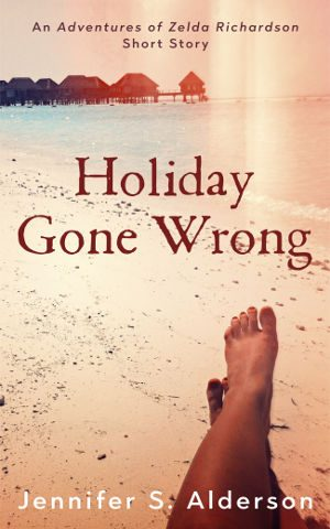 Cover for Holiday Gone Wrong