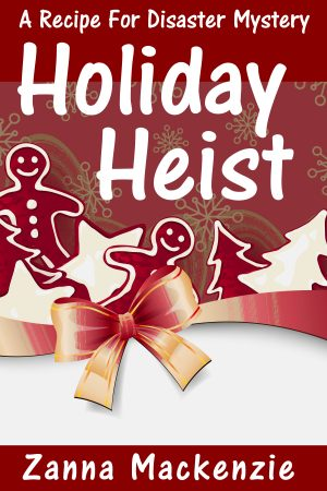 Cover for Holiday Heist