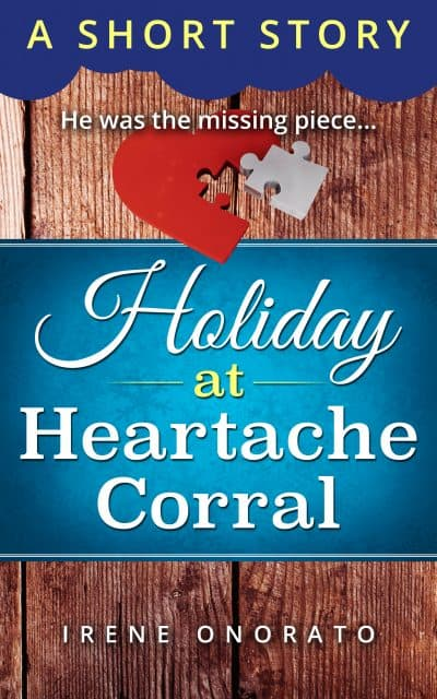Cover for Holiday at Heartache Corral