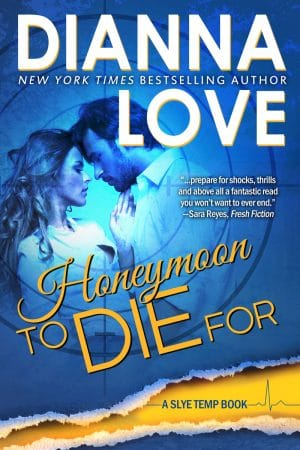 Cover for Honeymoon To Die For