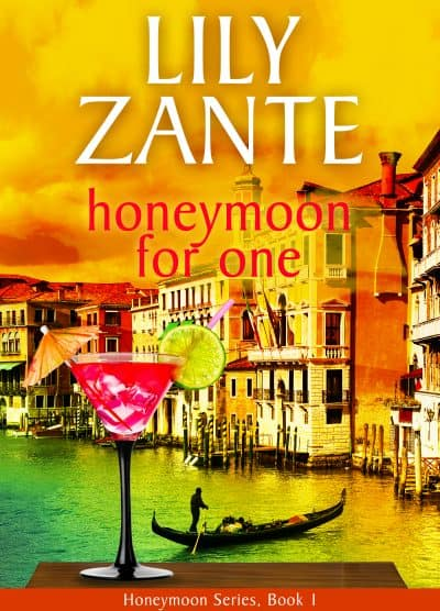 Cover for Honeymoon for One