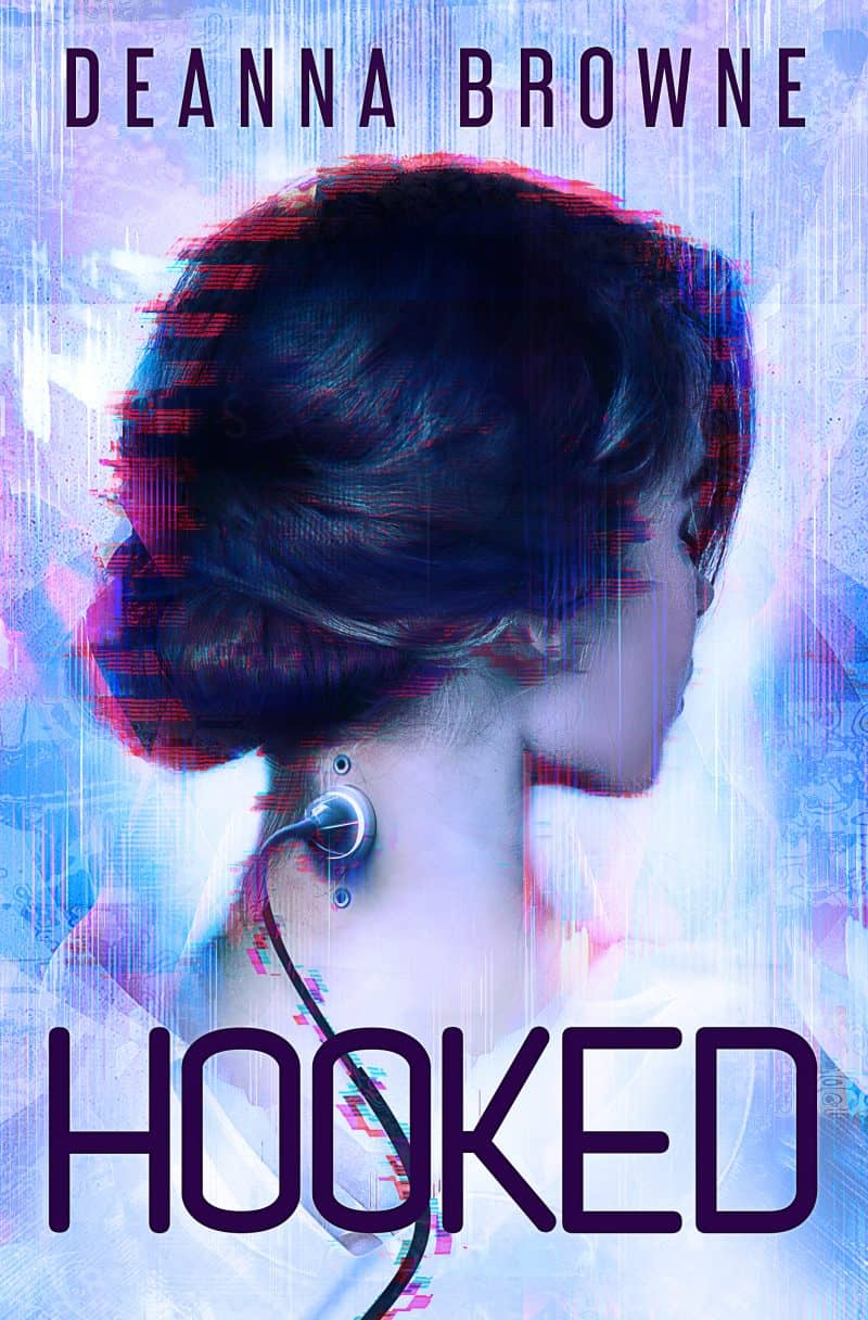 Cover for Hooked: Hard Wired Trilogy Book 1