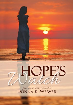 Cover for Hope's Watch