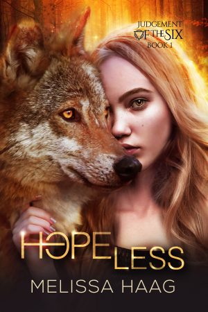 Cover for Hope(less)