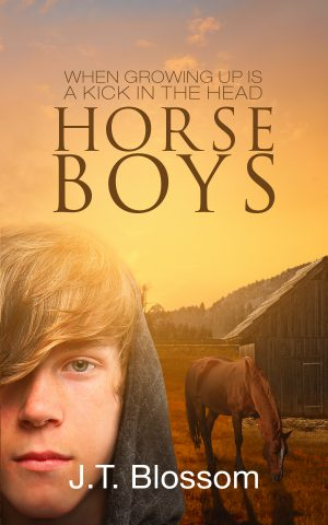 Cover for Horse Boys