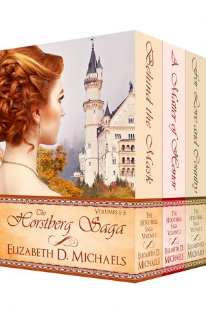 Cover for Horstberg Saga