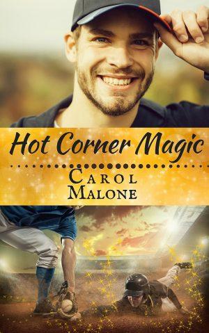 Cover for Hot Corner Magic