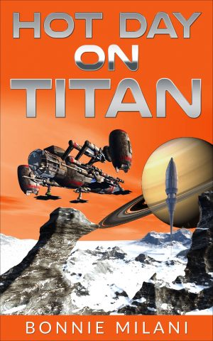 Cover for Hot Day on Titan