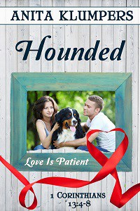 Cover for Hounded