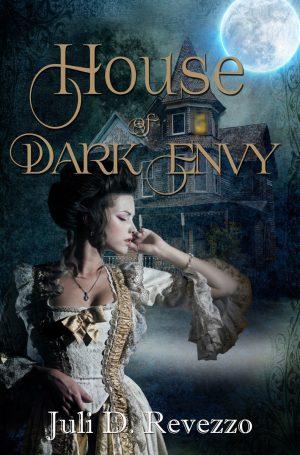 Cover for House of Dark Envy
