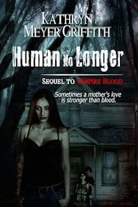 Cover for Human No Longer