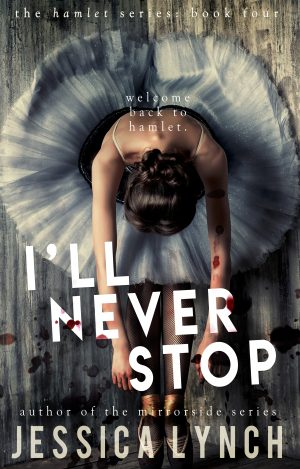 Cover for I'll Never Stop