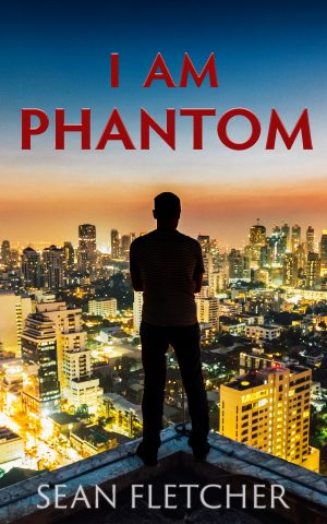 Cover for I Am Phantom