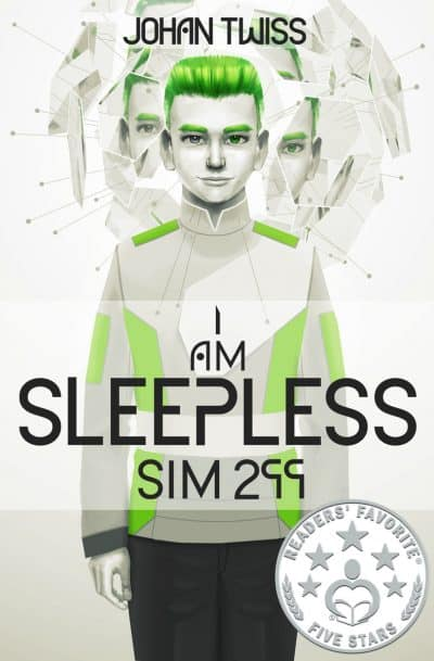 Cover for I Am Sleepless: Sim 299