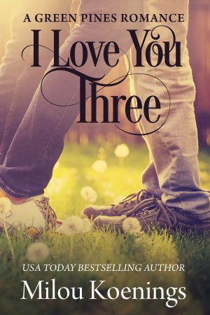 Cover for I Love You Three