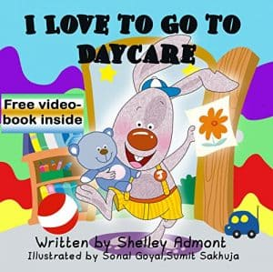 Cover for I Love to Go to Daycare