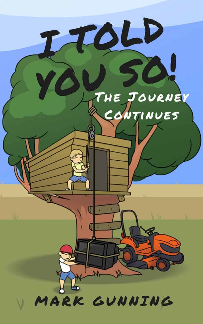 Cover for The Journey Continues