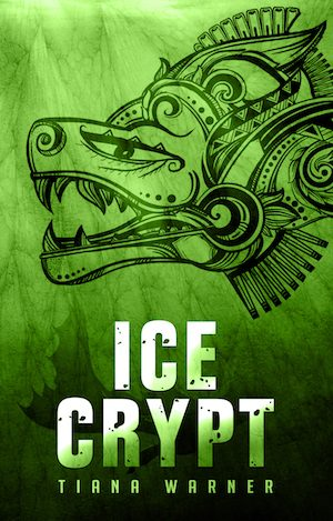 Cover for Ice Crypt