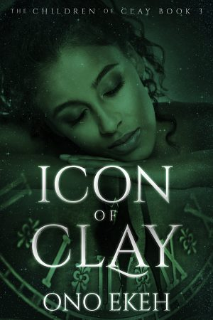 Cover for Icon of Clay