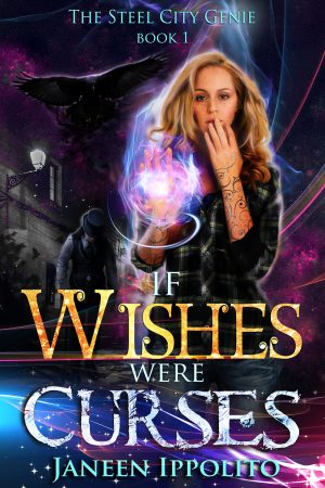 Cover for If Wishes Were Curses