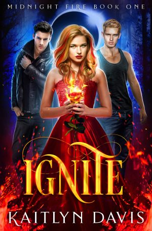Cover for Ignite