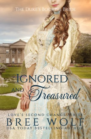 Cover for Ignored & Treasured