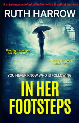 Cover for In Her Footsteps