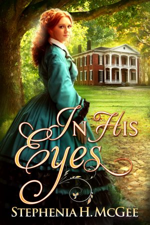 Cover for In His Eyes