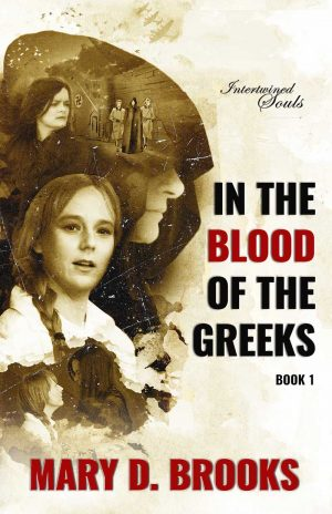 Cover for In The Blood of the Greeks