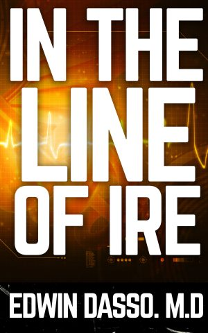 Cover for In The Line of Ire