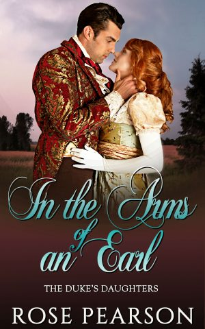 Cover for In the Arms of an Earl