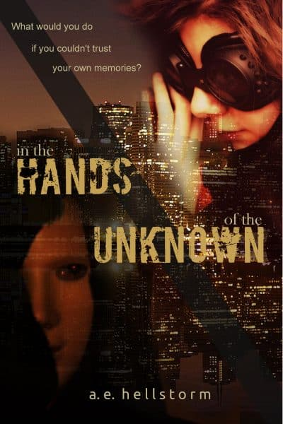Cover for In the Hands of the Unknown