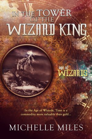 Cover for In the Tower of the Wizard King