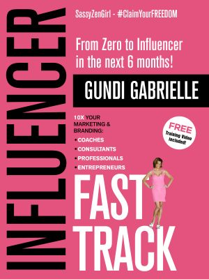 Cover for Influencer Fast Track: From Zero to Influencer in the next 6 months!