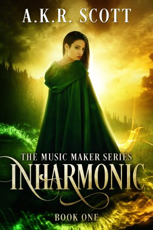 Cover for Inharmonic