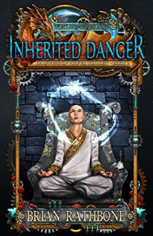 Cover for Inherited Danger