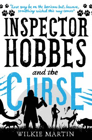 Cover for Inspector Hobbes and the Curse
