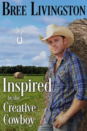 Cover for Inspired by the Creative Cowboy