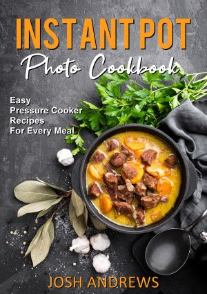Cover for Instant Pot Photo Cookbook