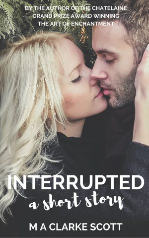 Cover for Interrupted